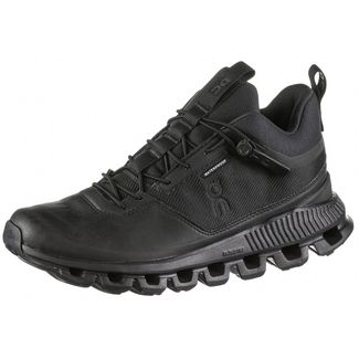 ON Cloud Hi Waterproof Freizeitschuhe Damen all black