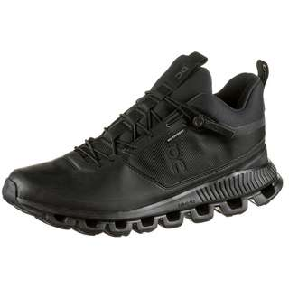 ON Cloud Hi Waterproof Freizeitschuhe Herren all black