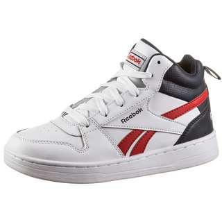 Reebok Royal Prime Sneaker Kinder white-power navy-vector red