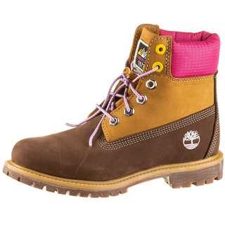 TIMBERLAND 6 Inch Premium Boots Damen dark brown nubuck