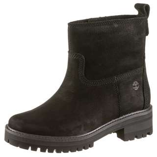 TIMBERLAND Courmayeur Valley Stiefel Damen black nubuck