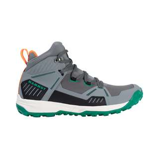 Mammut Saentis Pro WP Men Wanderschuhe Herren granit-light emerald