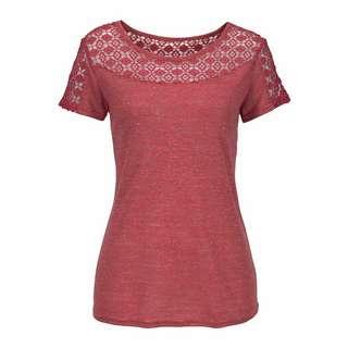 Vivance T-Shirt Damen kupfer
