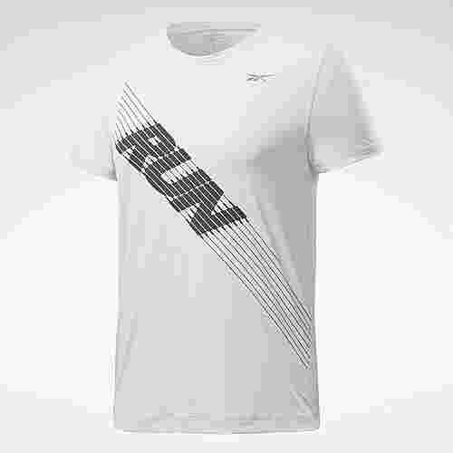 Reebok Run ACTIVCHILL T-Shirt Funktionsshirt Damen Weiß