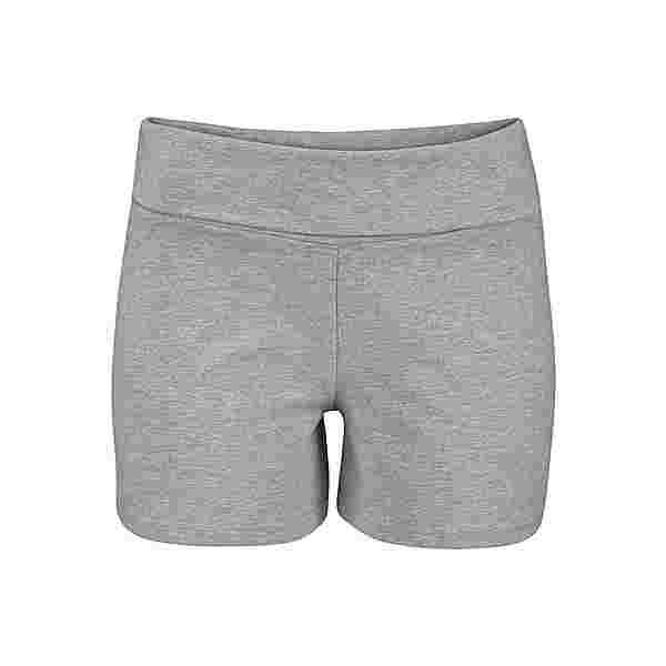 BEACH TIME Shorts Damen grau-meliert