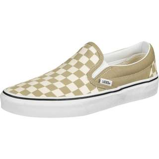 Vans UA Classic Slip-On Slipper beige/kariert