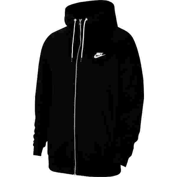 Nike NSW Modern Sweatjacke Herren black-ice silver-white-white