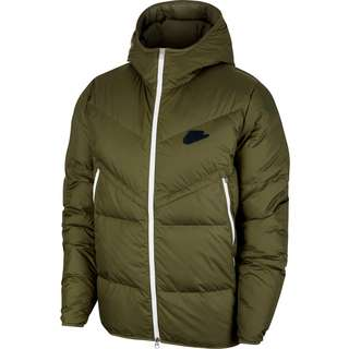Nike Windrunner NSW Daunenjacke Herren twilight marsh-twilight marsh-black