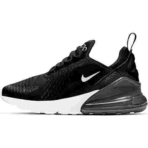 Nike Air Max 270 Sneaker Kinder black-white-anthracite