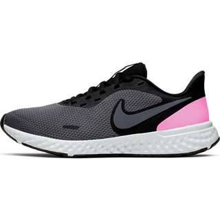 Nike Revolution 5 Laufschuhe Damen black-psychic pink-dark grey