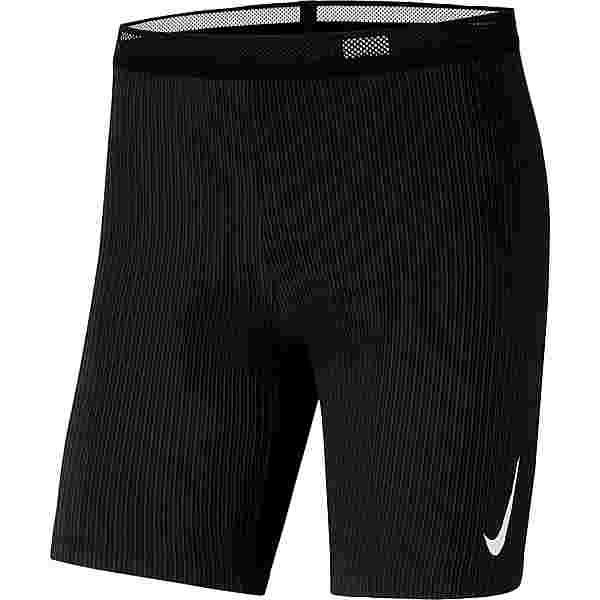 Nike Aroswft Lauftights Herren black-white