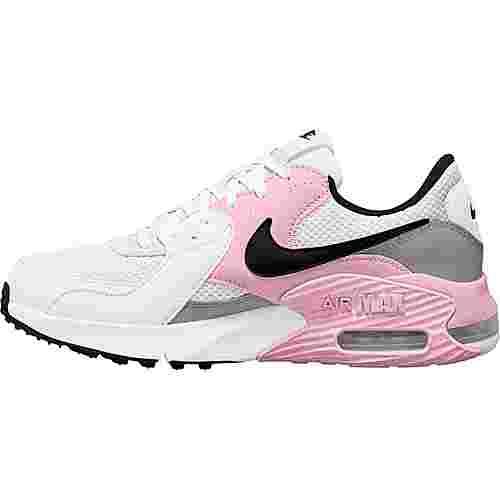 Nike Air Max Excee Sneaker Damen white-black-lt arctic pink