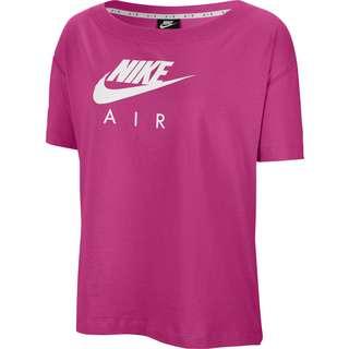 Nike NSW Air T-Shirt Damen cactus flower-white