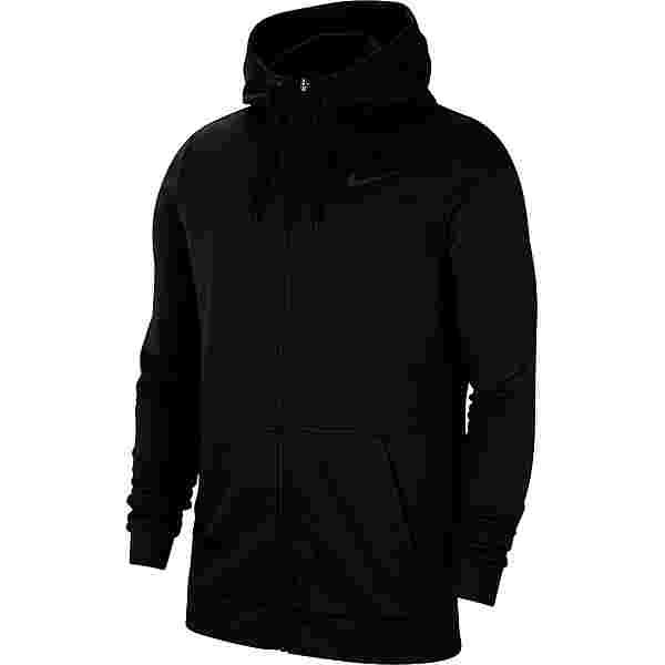 Nike Therma  HD Trainingsjacke Herren black-dark grey