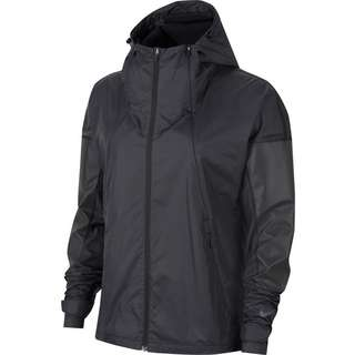 Nike Flash Run Division Laufjacke Damen black-reflective silv-reflect black