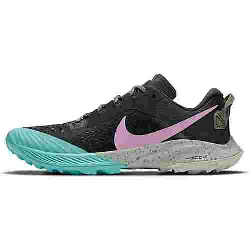 Nike Air Zoom Terra Kiger 6 Laufschuhe Damen seaweed-beyond pink-spiral sage