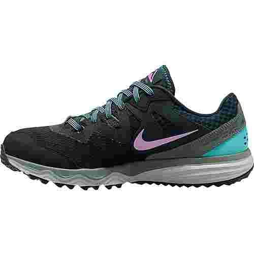 Nike Juniper Trail Laufschuhe Damen off noir-beyond pink-seaweed