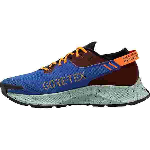Nike GTX Pegasus Trail 2 Laufschuhe Herren mystic dates-laser orange-astronomy blue