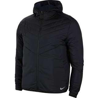 Nike Arolyr Laufjacke Herren black-black-reflective silv