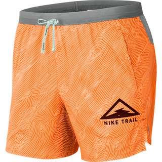 Nike Flx Stride Trail Funktionsshorts Herren total orange-particle grey-mystic dates