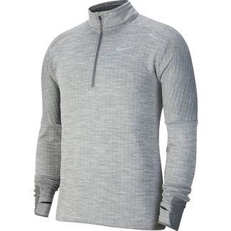 Nike Sphr Elmnt Funktionsshirt Herren iron grey-htr-grey fog-reflective silv