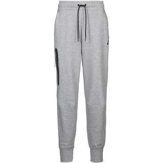 Nike NSW Tech Fleece Sweathose Damen dk grey heather-black