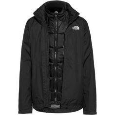 The North Face ARASHI II TRICLIMATE® Doppeljacke Herren tnf black/tnf white