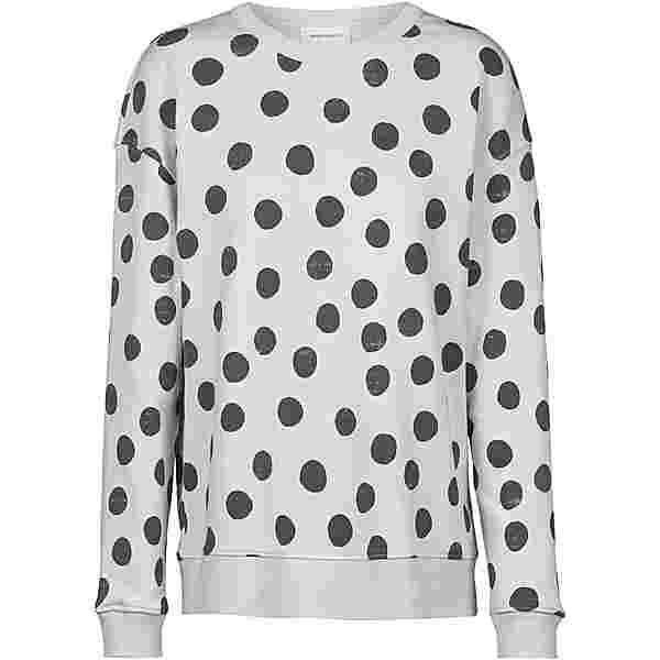 ARMEDANGELS Kaamile Big Dots Sweatshirt Damen kitt