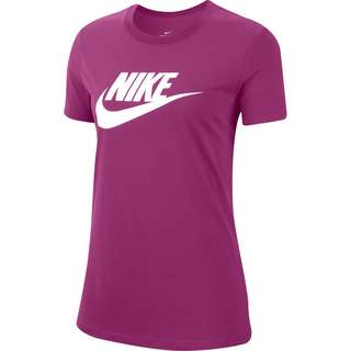 Nike NSW Icon Futura T-Shirt Damen cactus flower