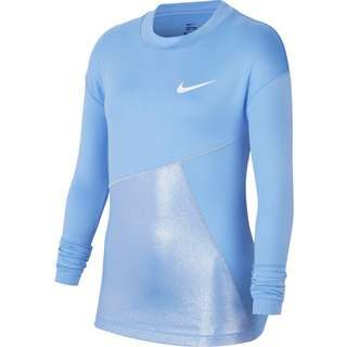Nike Langarmshirt Kinder royal pulse-white