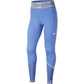 Nike Tights Kinder royal pulse-white