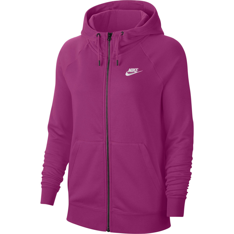 nike -  Sportswear Essential Sweatjacke Damen