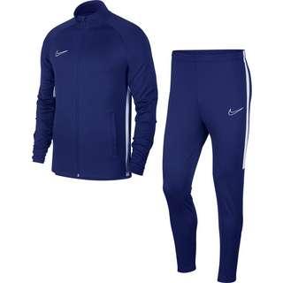 Nike Academy Trainingsanzug Herren deep royal blue-lt armory blue-white