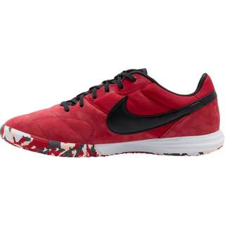 Nike PREMIER II SALA Fußballschuhe Herren cardinal red-black-white-crimson tint