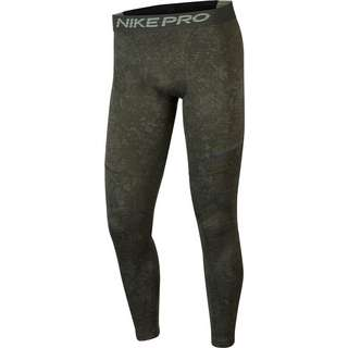 Nike Utility Warm Tights Herren sequoia-celadon-black