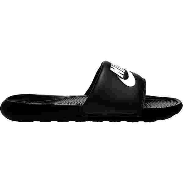 Nike Victori One Badelatschen Herren black-white-black