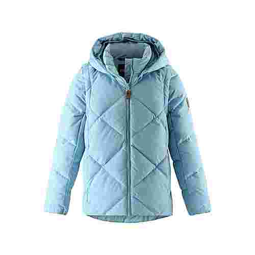 reima Heiberg Daunenjacke Kinder Blue dream