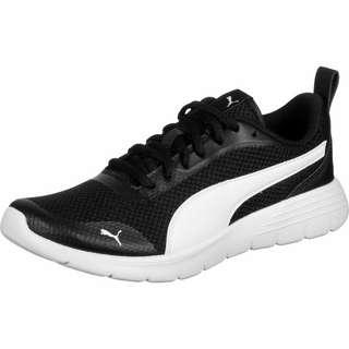PUMA Flex Renew Sneaker Kinder schwarz/weiß