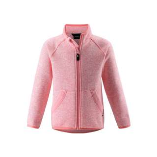 reima Hopper Fleecejacke Kinder Bubblegum pink