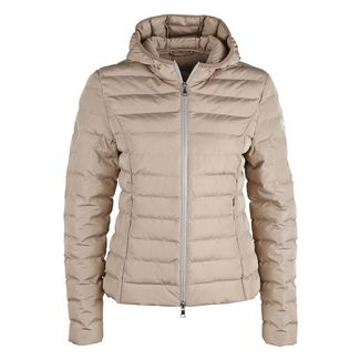 No.1 Como Bergen Up Steppjacke Damen sand