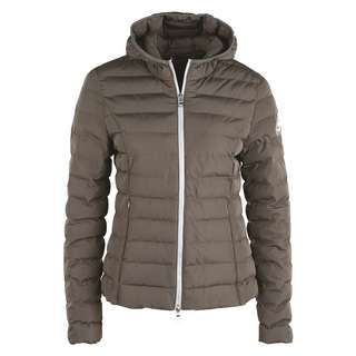 No.1 Como Bergen Up Steppjacke Damen olive
