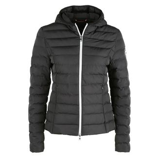 No.1 Como Bergen Up Steppjacke Damen schwarz
