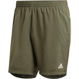 adidas Run It Laufshorts Herren legacy green