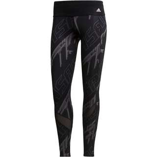 adidas OWN THE RUN Lauftights Damen black