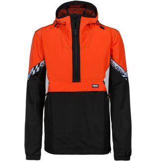 Superdry Windbreaker Herren bold orange