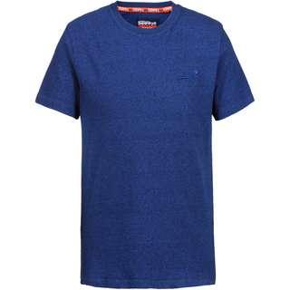 Superdry T-Shirt Herren vivid cobalt grit