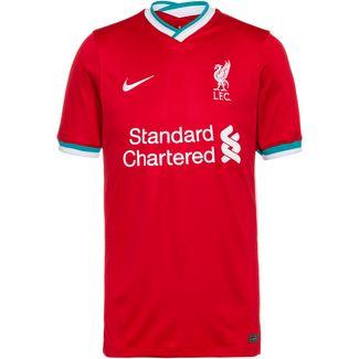 Nike FC Liverpool 20-21 Heim Fußballtrikot Herren gym red-white