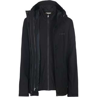 VAUDE MAROZ 3in1 Doppeljacke Damen black