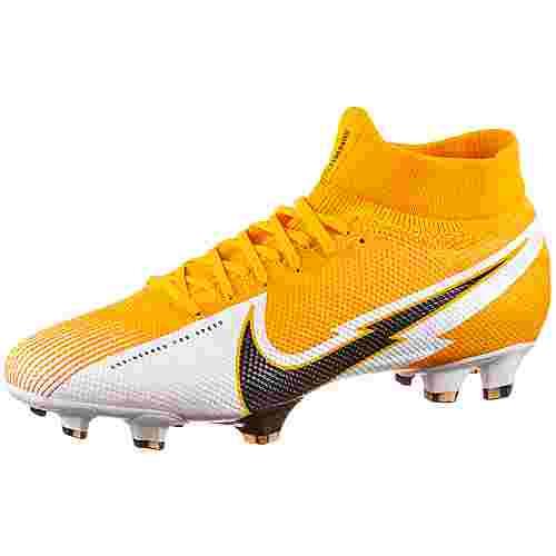 Nike Mercurial Superfly 7 Pro FG Fußballschuhe Herren laser orange-black-white-laser orange