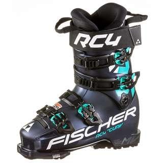 Fischer RC4 THE CURV 105 VACUUM WALK Skischuhe Damen blue